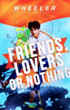 Friends, Lovers or Nothing (ManxMan||Neko) by SchoolBathroom