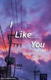 I like you ; soul + reader ; by hailz902100