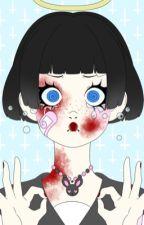DRV3 Omasai Yandere Shuichi Saihara x Kokichi Oma ~Terrifying Infatuation~ by LunaLudenberg13