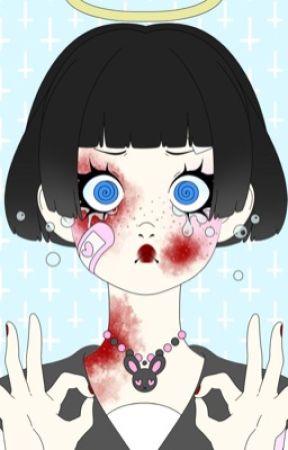 DRV3 Omasai Yandere Shuichi Saihara x Kokichi Oma ~Terrifying