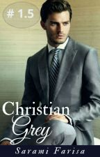 Christian Grey (1.5) by saramifarisa