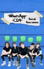 |Whatsapp||CD9||Nuevos comienzos| by LaChamoyada