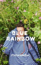 Blue Rainbow  by peaceminausone
