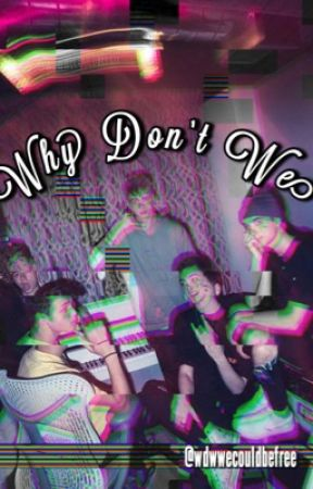 Why Don't We Book💗 - Lyric Wallpapers