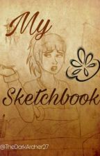 My Sketchbook by LylahBlue