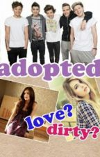 adopted one direction(met 13+) by alwaysonedirectioner