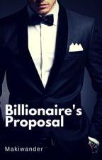 Billionaire's  Proposal (Hush Series # 2) by makiwander