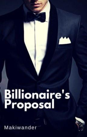 Hush Series 2: Billionaire's  Proposal by makiwander
