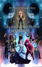 League of two Earths: New world by AthenaStamelou