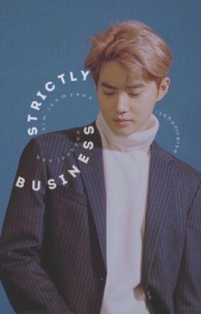 STRICTLY BUSINESS.『 kjm × bjh 』 by -sehuniverse