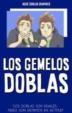 『Los gemelos Doblas. 』 by Agus_Doblas