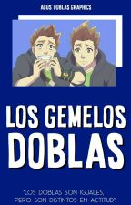 LOS GEMELOS DOBLAS  by Agus_Doblas