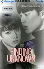 Finding Unknown  [ 낯선 사람을 찾고 ] +BTS by mnyoongie