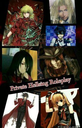 Private Hellsinghellsing Ultimate Roleplay Book Like A Vampie Eve