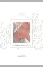 killing me softly ; jkook by 17GGUKIED