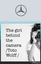 The Girl Behind The Camera  //Toto Wolff// by Just_Whatever_101