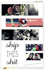 ship this shit • skijumping  by -aignot