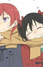 Our Love MakixNico (Futanari) by CherryMaki5