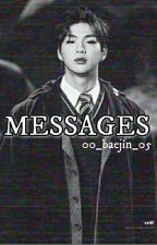 MESSAGES || KANG DANIEL || 18+ by 00_Baejin_05