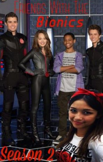 Friends With The Bionics: Season 2 (Lab Rats)