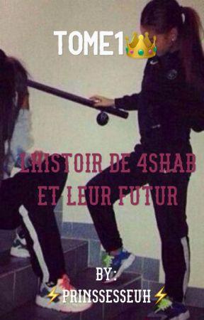 L'histoire de 4shab et leur futur  by prinssesseuh