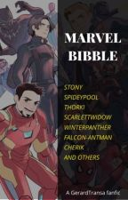 Marvel Bible. by -Capipaleta-