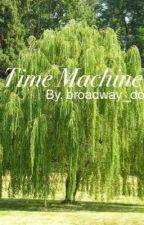 Time Machine by broadway_doll