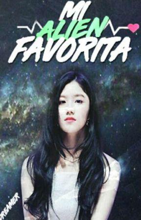 👽Mi Alien Favorita 👽 《B.S》 by ficseli12