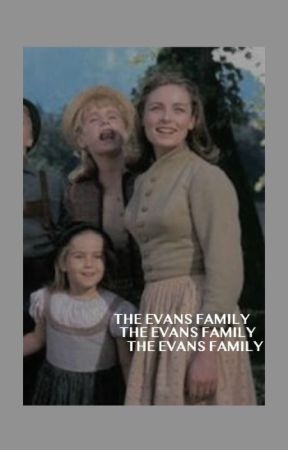 The Evans Family || Harry Potter || by HELLMART