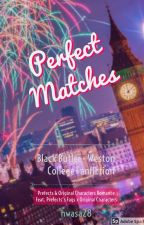 Perfect Matches - A Black Butler (Weston College) Love Story by hwasa28