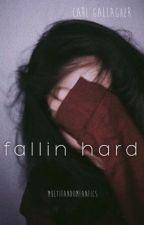 fallin hard ☠︎ carl gallagher  by multifand0mfanfics