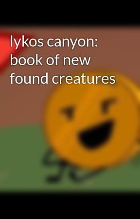 lykos canyon: book of new found creatures by thatonecoin