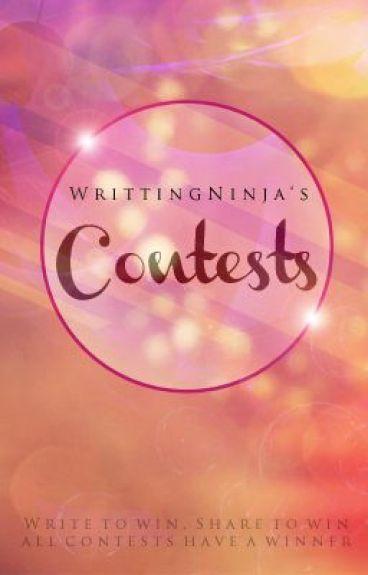 WrittingNinja's Contests by WrittingNinja