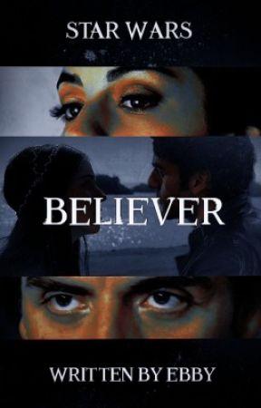 BELIEVER » POE DAMERON [COMING SOON] by EbbyWhite_Avenger7