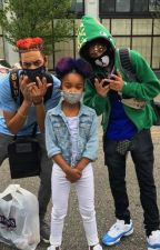 Big Bros (ayo and teo story) by Queenizzybee