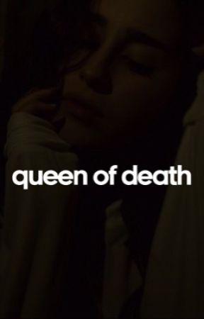 QUEEN OF DEATH. [ BONNIE BENNETT. ] by szasdoves