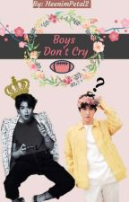 Boys Don't Cry [RyeoHyun] by HeenimPetal2
