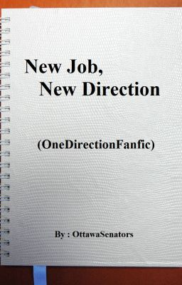 New Job, New Direction (A Niall Horan Love Story)