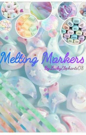 Melting Markers by LuckyElephants08