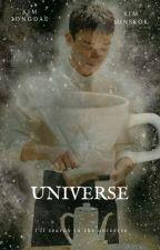 Universe ☾ ChenMin #Versión 2 by NIGHTFIRESNOW
