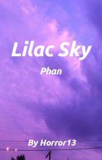 Lilac Sky//Phan AU by Horror1313