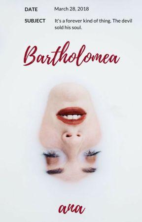 Bartholomea by HazelClaireIvy