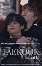 Fanarts | Taekook by Yasmin_3140
