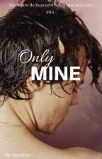 Only Mine.//Omegaverse//Larry by Katherin_Wiliams_619