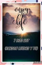 7 dias HOT(carson lueders y tu) by luedersysartorius