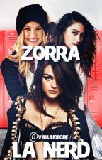 La nerd zorra by valuudegre