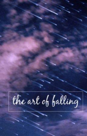 the art of falling  by wineeputa