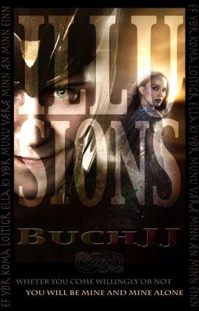 Illusions   Loki & Jane by Buchjj