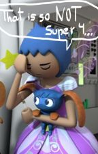 That is so NOT Super 4!! (Complete!!) by MinkyStarlight