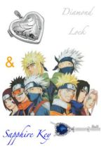 Diamond Lock And Sapphire Key- A Kakashi Love story - Naruto (Dis-continued) by FunKit